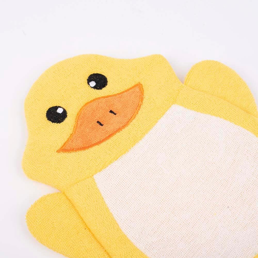 baby bath cute animal glove duck dc-bm003c