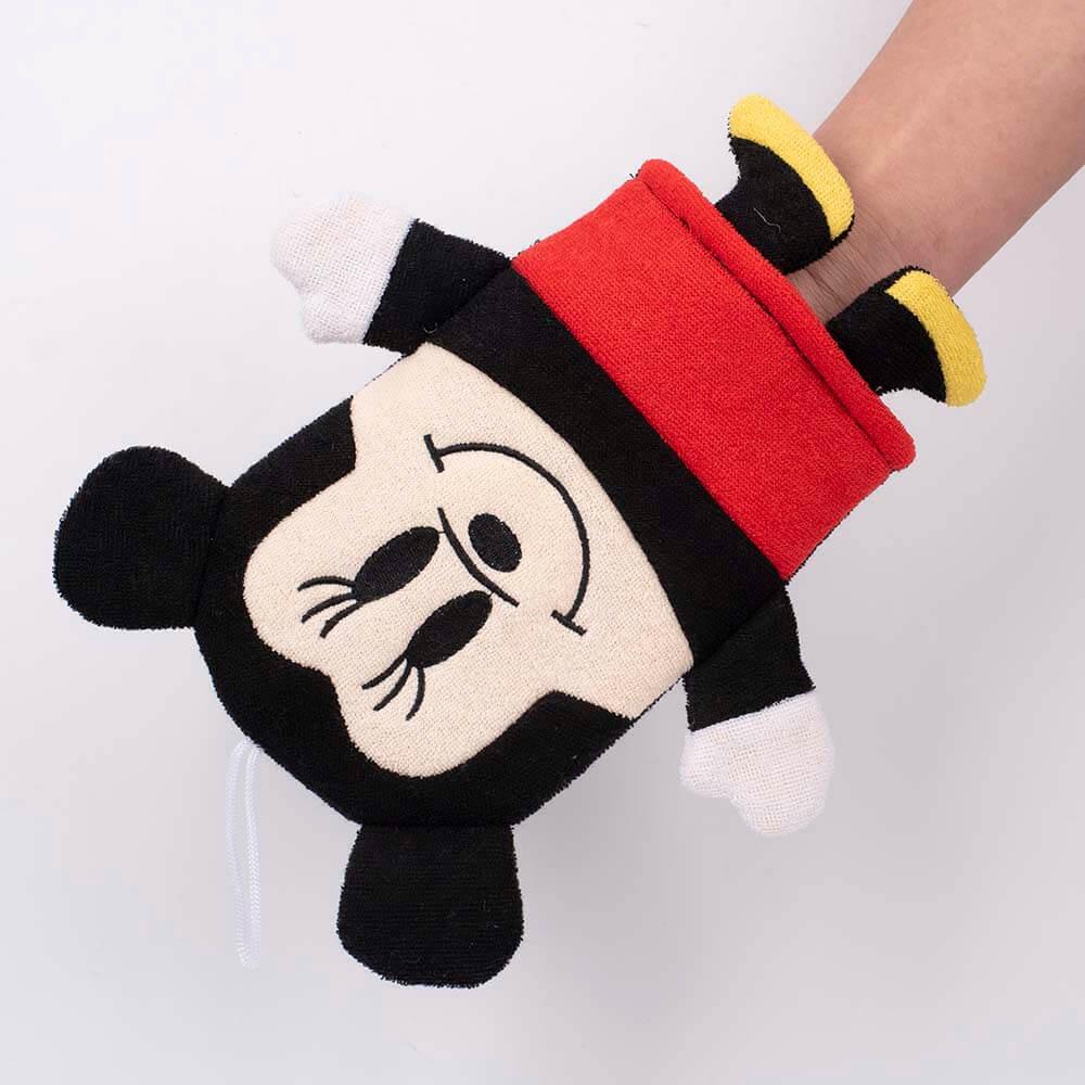 mickey mouse children cartoon design bath glove dc-bm004c