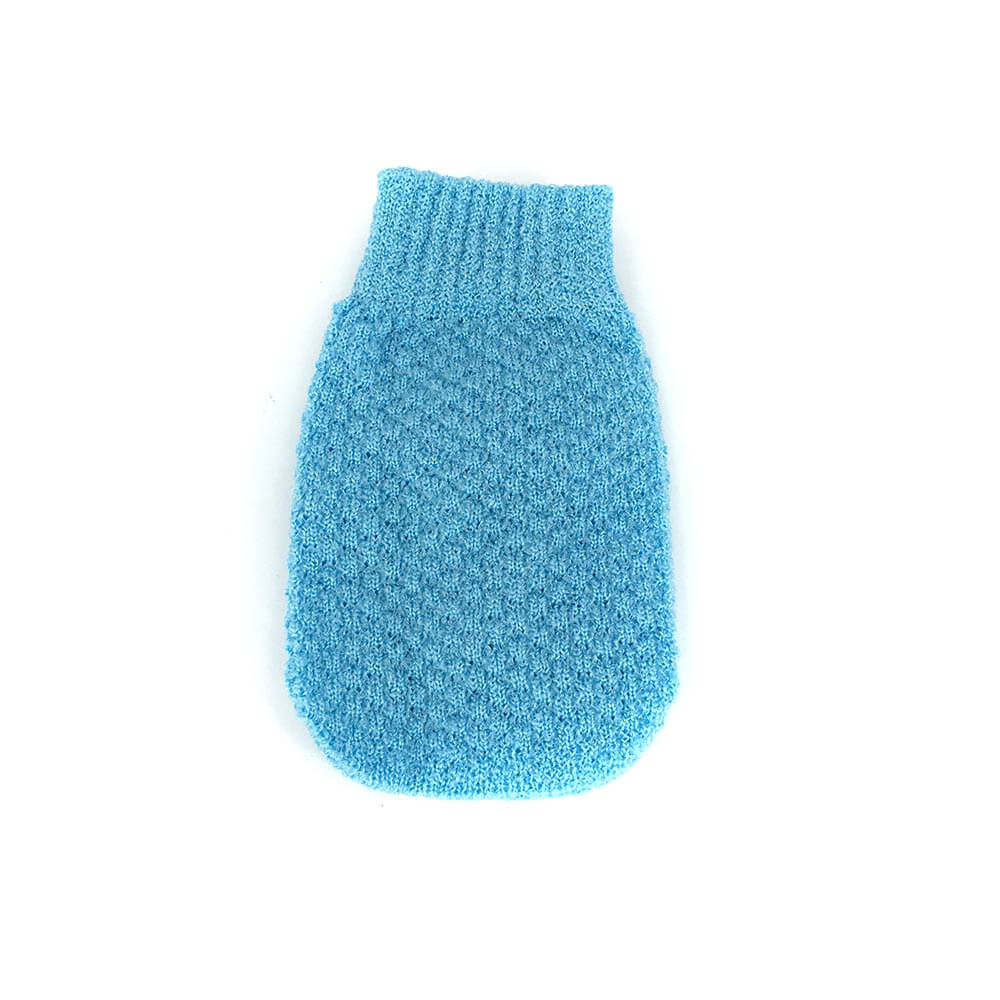 thick nylon bath glove dc-bm086